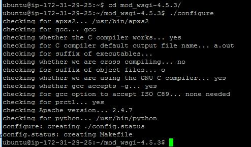 ./configure命令